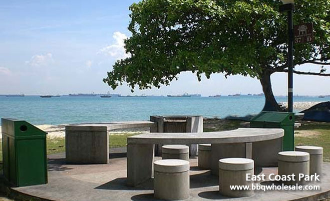 East-Coast-Park-BBQ-Pits-Singapore-BBQ-Wholesale-Centre