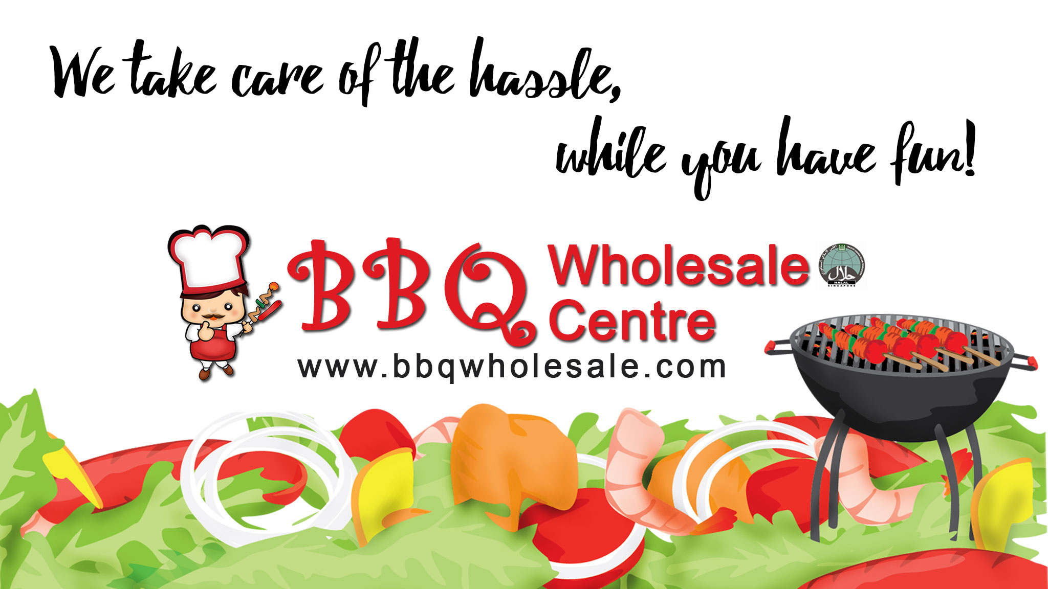 Bbq wholesale centre