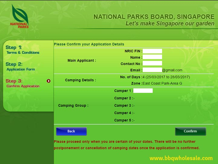 Apply-Camping-Permit-Online-Confirm-Particular-Singapore