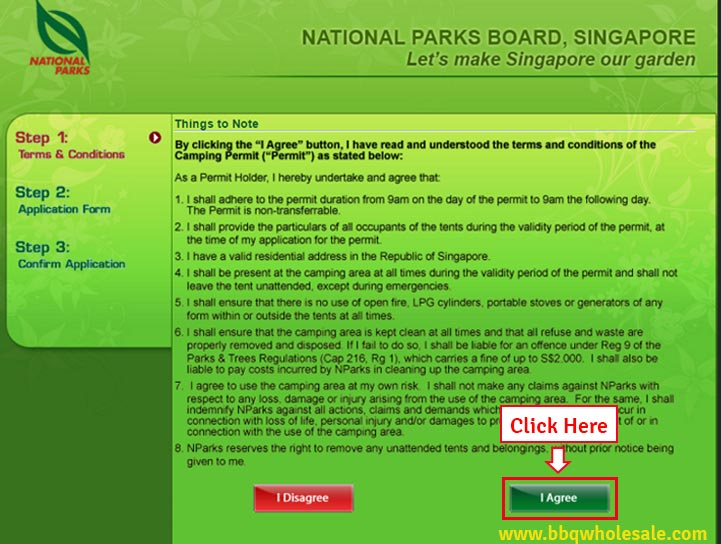 Apply-Camping-Permit-Online-Singapore-BBQ-Wholesale-Frankel