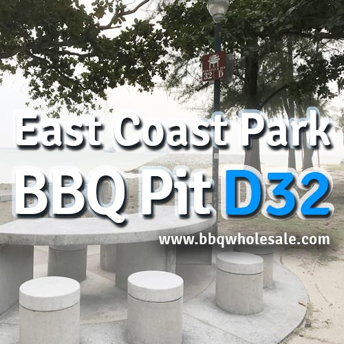 East-Coast-Park-Area-D-BBQ-Pit-D32