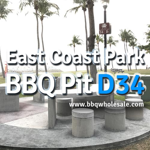 East-Coast-Park-Area-D-BBQ-Pit-D34