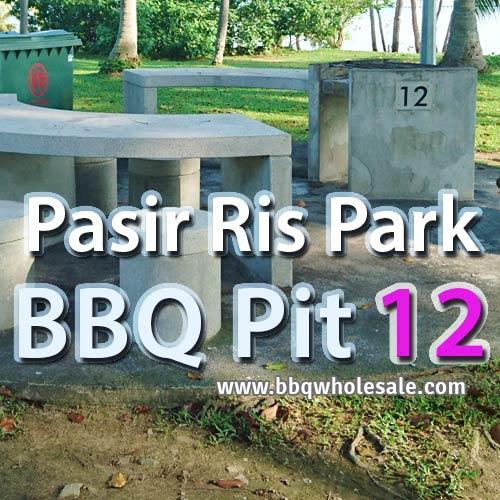 BBQ-Pit-12-Pasir-Ris-Park-Singapore-BBQ-Wholesale-Frankel