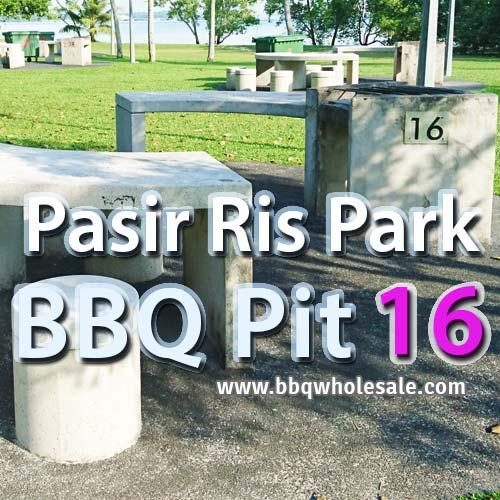 BBQ-Pit-16-Pasir-Ris-Park-Singapore-BBQ-Wholesale-Frankel