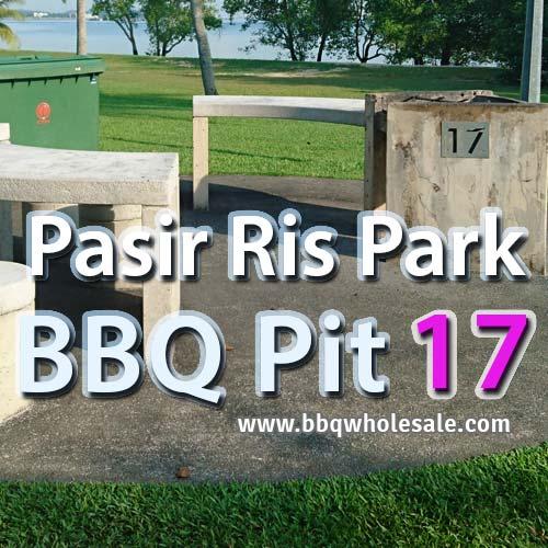 BBQ-Pit-17-Pasir-Ris-Park-Singapore-BBQ-Wholesale-Frankel
