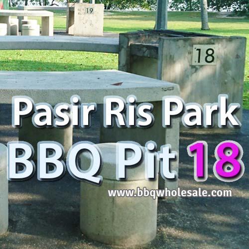 BBQ-Pit-18-Pasir-Ris-Park-Singapore-BBQ-Wholesale-Frankel