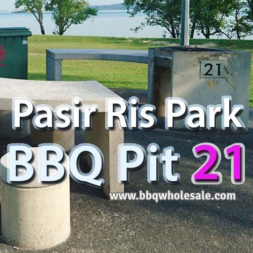 BBQ-Pit-21-Pasir-Ris-Park-Singapore-BBQ-Wholesale-Frankel