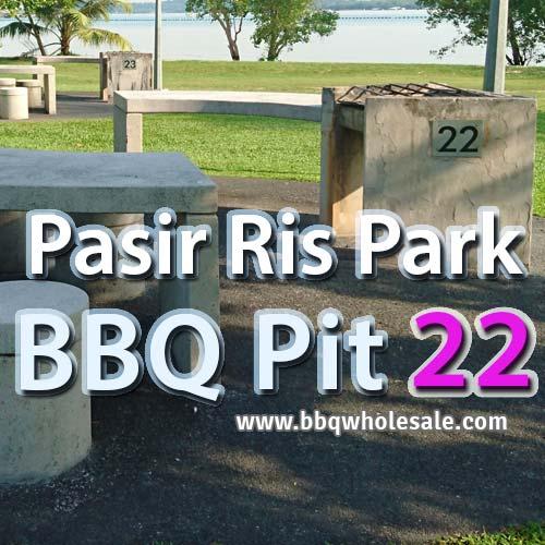 BBQ-Pit-22-Pasir-Ris-Park-Singapore-BBQ-Wholesale-Frankel