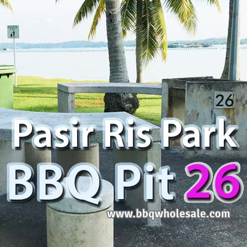 BBQ-Pit-26-Pasir-Ris-Park-Singapore-BBQ-Wholesale-Frankel