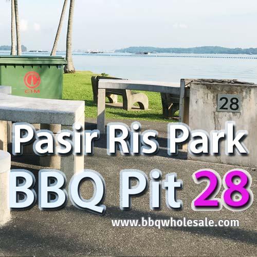 BBQ-Pit-28-Pasir-Ris-Park-Singapore-BBQ-Wholesale-Frankel