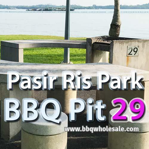 BBQ-Pit-29-Pasir-Ris-Park-Singapore-BBQ-Wholesale-Frankel