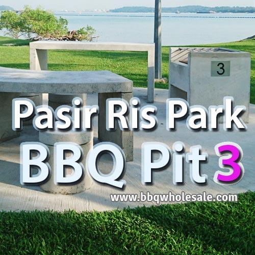 BBQ-Pit-3-Pasir-Ris-Park-Singapore-BBQ-Wholesale-Frankel