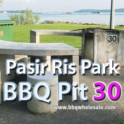 BBQ-Pit-30-Pasir-Ris-Park-Singapore-BBQ-Wholesale-Frankel