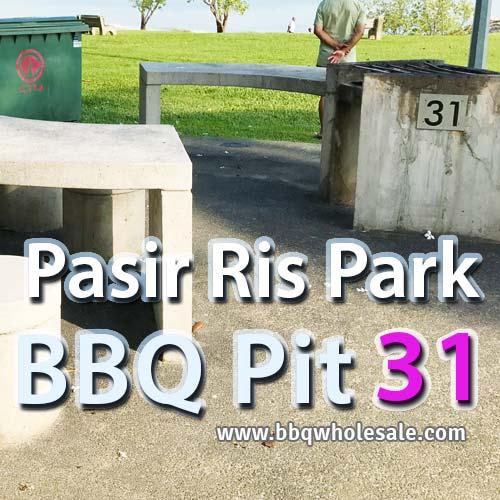 BBQ-Pit-31-Pasir-Ris-Park-Singapore-BBQ-Wholesale-Frankel