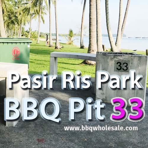 BBQ-Pit-33-Pasir-Ris-Park-Singapore-BBQ-Wholesale-Frankel