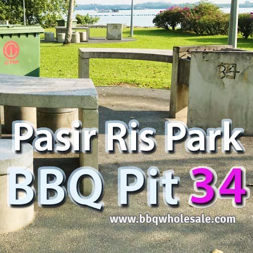BBQ-Pit-34-Pasir-Ris-Park-Singapore-BBQ-Wholesale-Frankel