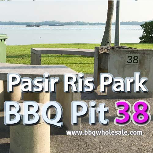 BBQ-Pit-38-Pasir-Ris-Park-Singapore-BBQ-Wholesale-Frankel