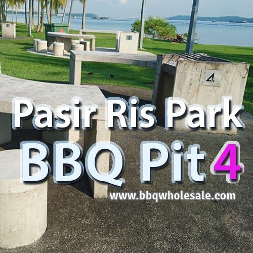 BBQ-Pit-4-Pasir-Ris-Park-Singapore-BBQ-Wholesale-Frankel