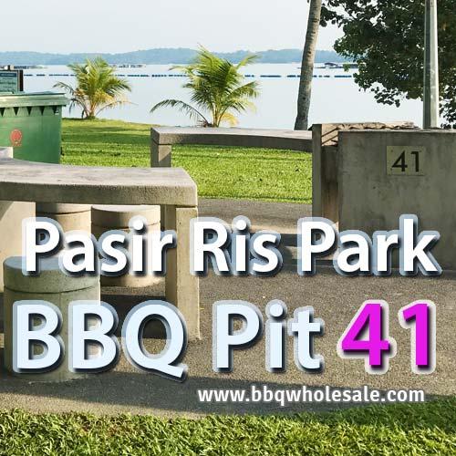 BBQ-Pit-41-Pasir-Ris-Park-Singapore-BBQ-Wholesale-Frankel