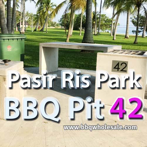BBQ-Pit-42-Pasir-Ris-Park-Singapore-BBQ-Wholesale-Frankel