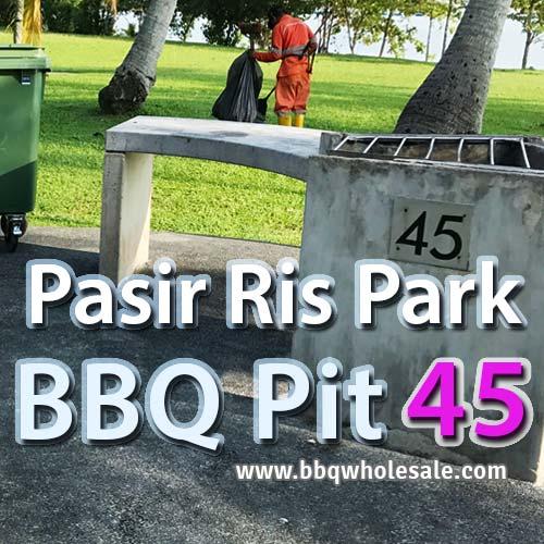 BBQ-Pit-45-Pasir-Ris-Park-Singapore-BBQ-Wholesale-Frankel