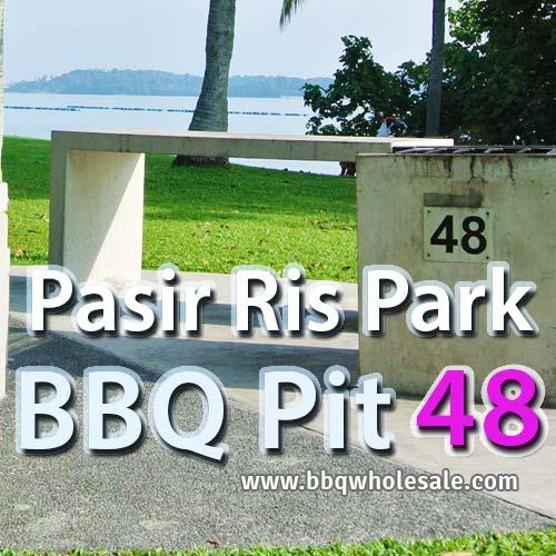 BBQ-Pit-48-Pasir-Ris-Park-Singapore-BBQ-Wholesale-Frankel