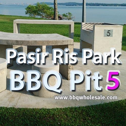 BBQ-Pit-5-Pasir-Ris-Park-Singapore-BBQ-Wholesale-Frankel