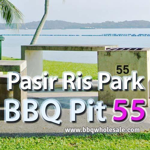 BBQ-Pit-55-Pasir-Ris-Park-Singapore-BBQ-Wholesale-Frankel