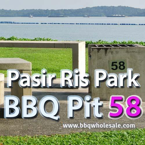 BBQ-Pit-58-Pasir-Ris-Park-Singapore-BBQ-Wholesale-Frankel