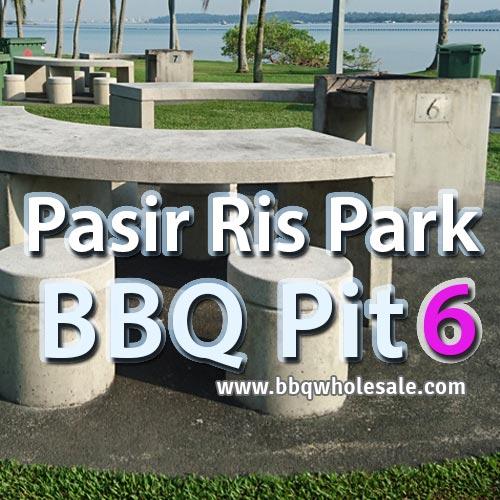 BBQ-Pit-6-Pasir-Ris-Park-Singapore-BBQ-Wholesale-Frankel
