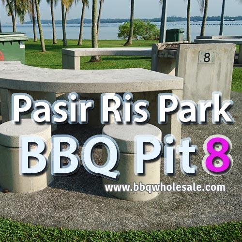 BBQ-Pit-8-Pasir-Ris-Park-Singapore-BBQ-Wholesale-Frankel