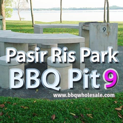 BBQ-Pit-9-Pasir-Ris-Park-Singapore-BBQ-Wholesale-Frankel