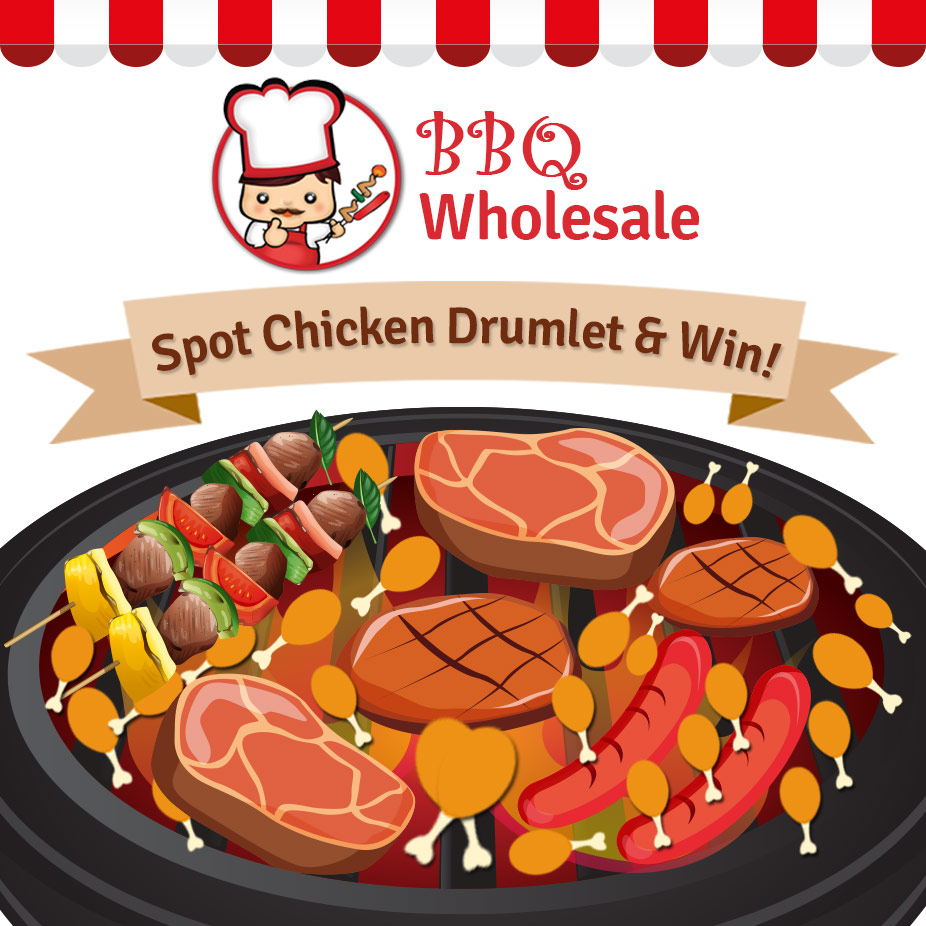 BBQ-Wholesale-Frankel-BBQ-Facebook-April-Contest-Spot-Chicken-Wing-Win-FREE-Chicken-Satay