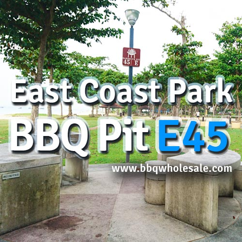East-Coast-Park-BBQ-Pit-E45-Area-E-BBQ-Wholesale-Frankel-Singapore