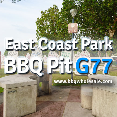 East-Coast-Park-BBQ-Pit-G77-Area-G-BBQ-Wholesale-Frankel-Singapore