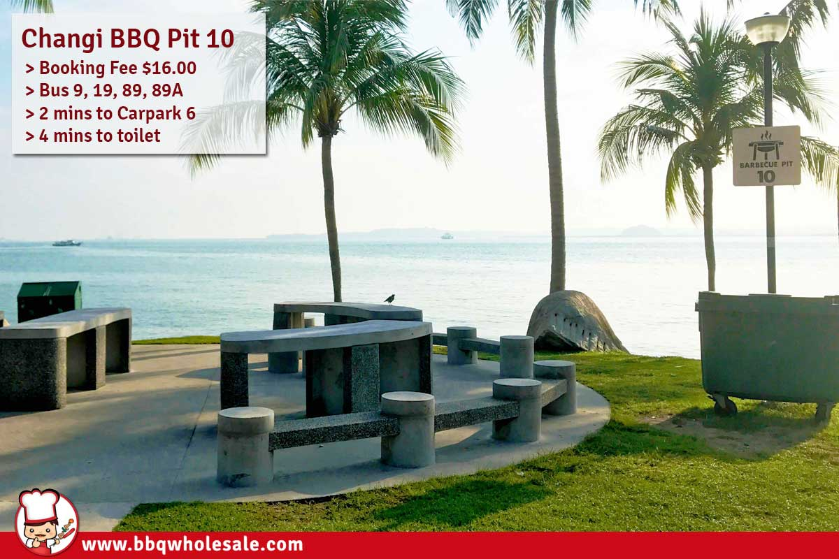 Changi-Beach-Park-Area-A-BBQ-Pit 10 BBQ-Wholesale-Frankel