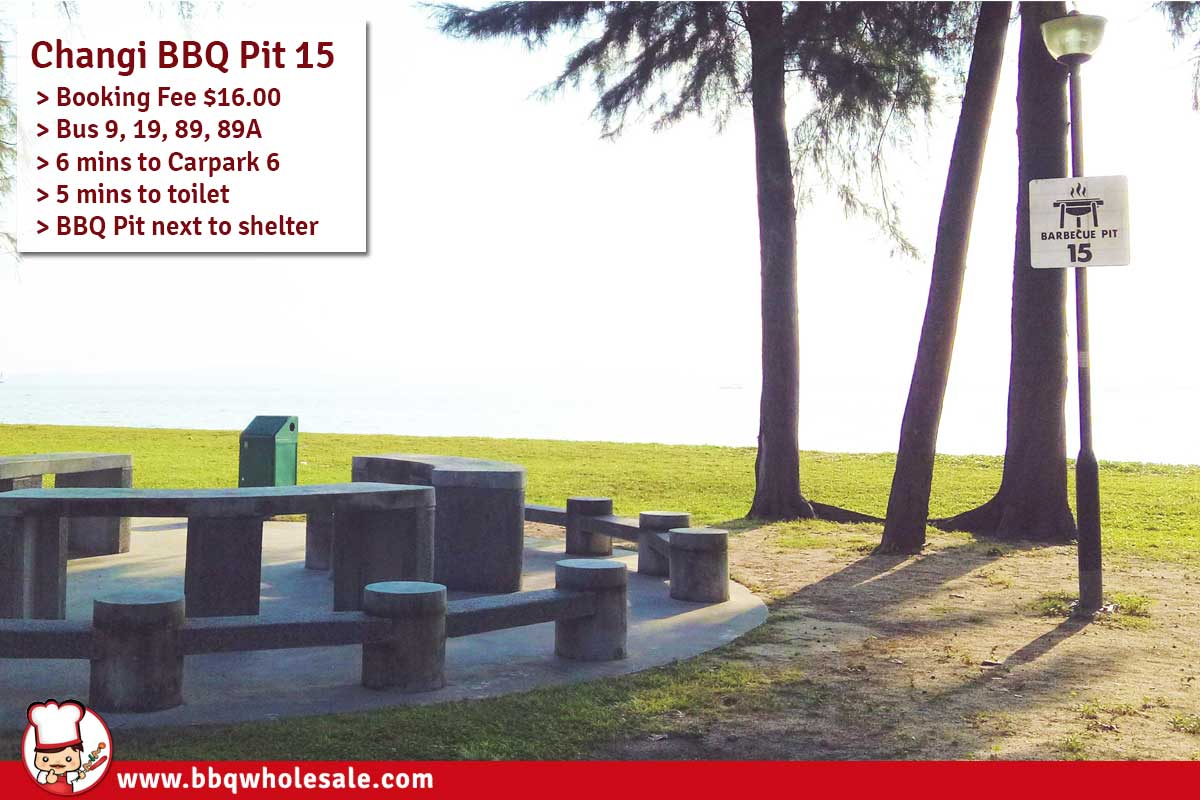 Changi-Beach-Park-Area-A-BBQ-Pit 15 BBQ-Wholesale-Frankel