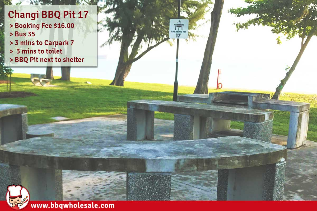 Changi-Beach-Park-Area-A-BBQ-Pit 17 BBQ-Wholesale-Frankel