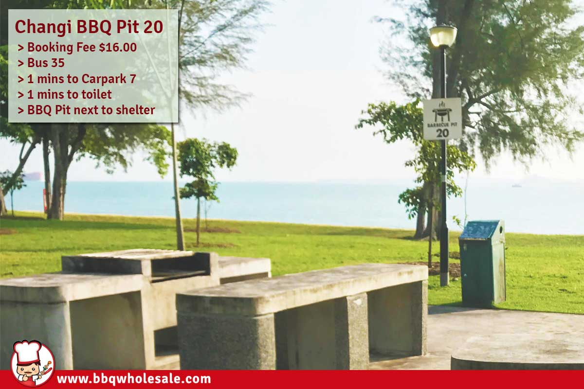 Changi-Beach-Park-Area-A-BBQ-Pit 19 BBQ-Wholesale-Frankel