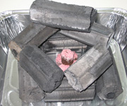 Start-Charcoal-Fire-Step-2-Stack-Up-Charcoal-In-Pyramid-Formation