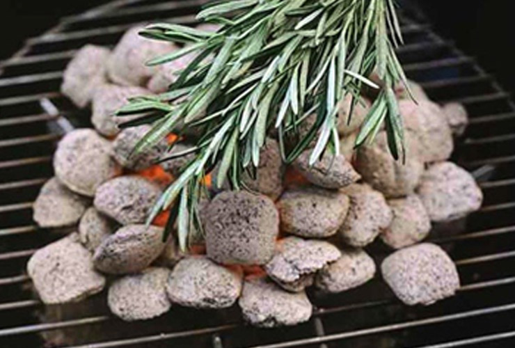 BBQ-Hack-Add-Herbs-To-Hot-Coal-For-Added-Flavour