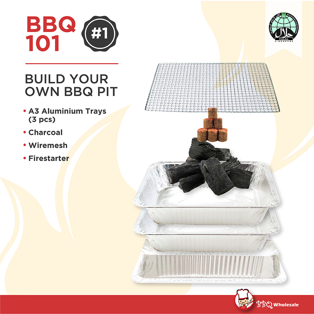 DIY BBQ Pit Under 7 Dollars BBQ Wholesale Frankel