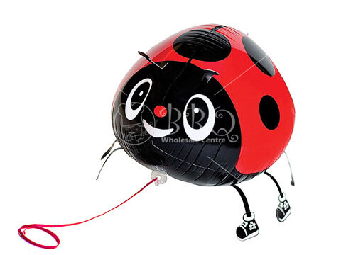 BBQ-Balloon-Ladybug-Walking-Pet