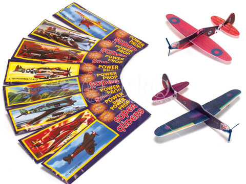 BBQ-Wholesale-Foam-Plane
