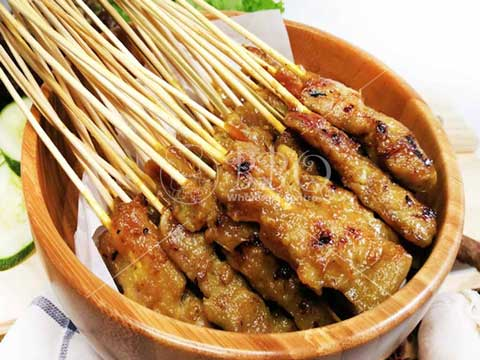Chilled-Cooked-Chicken-Satay-BBQ-Wholesale-Frankel-Singapore