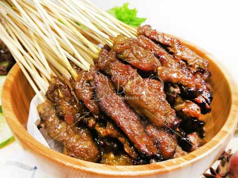 Chilled-Cooked-Mutton-Satay-BBQ-Wholesale-Frankel-Singapore