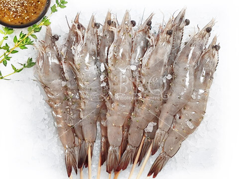 Halal-Black-Pepper-Prawn-Skewer-BBQ-Wholesale-Frankel-Singapore