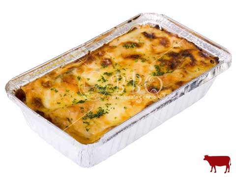 Halal-Chilled-Cooked-Beef-Lasagna-BBQ-Wholesale-Singapore