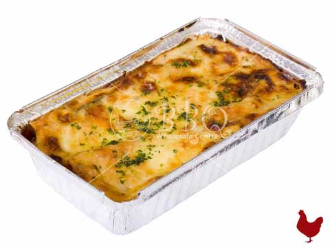 Halal-Chilled-Cooked-Chicken-Lasagna-BBQ-Wholesale-Singapore