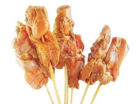 Halal-Mongolian-Chicken-Kebab-BBQ-Wholesale-Singapore